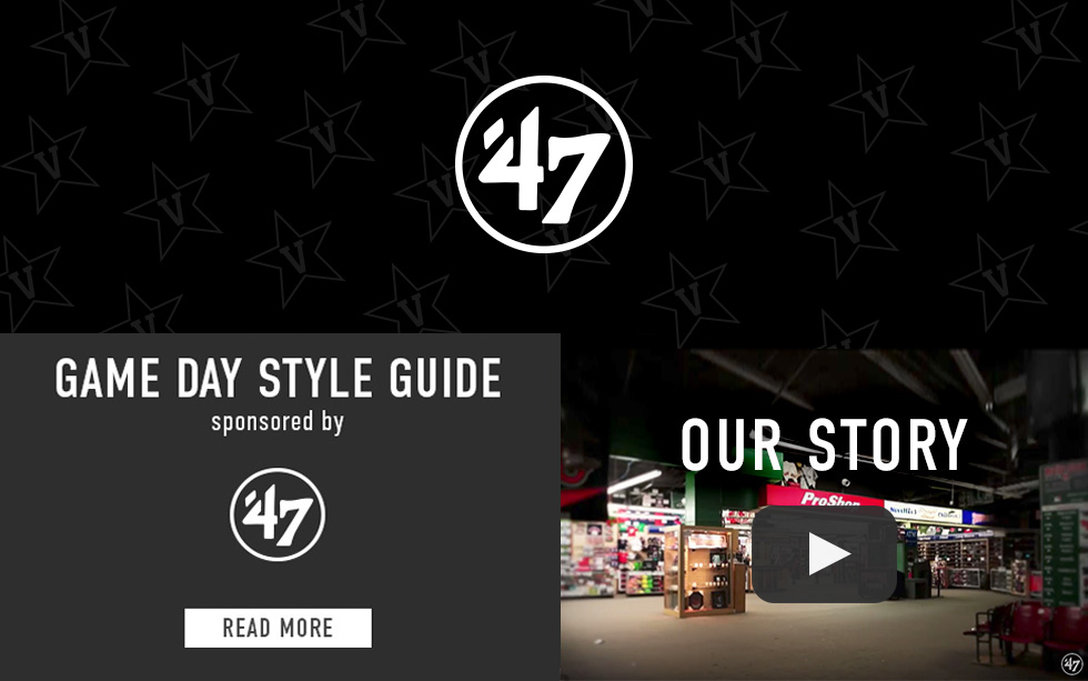 47 | Gameday Style Guide | Our Story