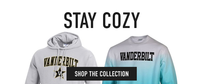Picture of shirts. Stay Cozy. Click to shop the collection.
